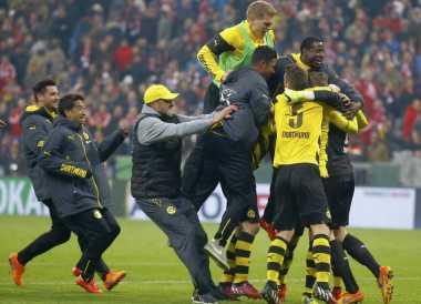 Melawan Bayern bak Pertandingan Neraka