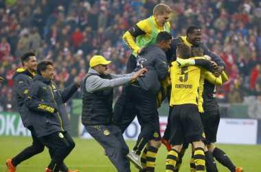 Lini Serang Dortmund Begitu Berbahaya