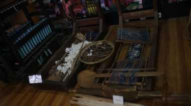 Koleksi Alat Tenun Antik Museum Tekstil