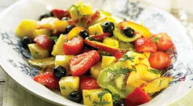 Resep Spesial Summer Fruit Salad
