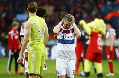 Juara Bundesliga Telan Kekalahan Ketiga