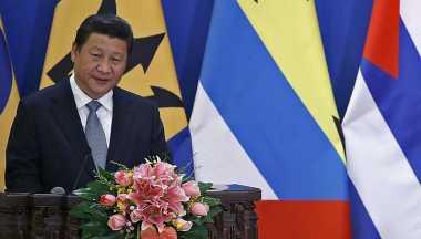 Presiden China Hadiri Peringatan PD II di Moskow