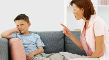 Tiga Hal Perlu Diingat saat Beri Anak Konsekuensi