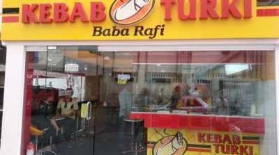 Kebab Baba Rafi Kuasai Delapan Negara