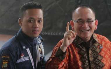Ruhut: Berbahaya Jika Jokowi Intervensi Hukum