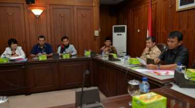 KBK ITB Paparkan Hasil Penelitian Dampak Bencana Sinabung