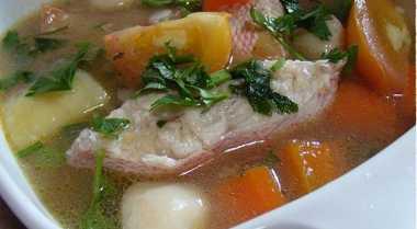 Resep Sup Ikan untuk Makan Siang