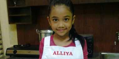 Alliya Kangen Galeri Junior MasterChef Indonesia