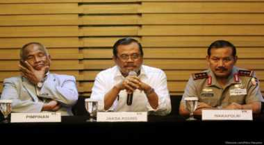 Tuntaskan Satu Kasus Besar, Satgas Antikorupsi Langsung Dibubarkan