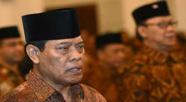 Menteri Tedjo Ngaku Tak Punya Hak Bicara Reshuffle