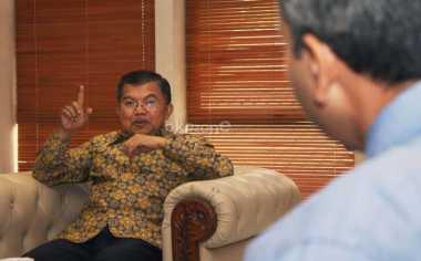 JK Tak Tahu Petinggi KIH Bahas Reshuffle Kabinet