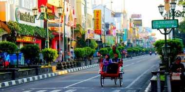 Malioboro Bikin Turis Jatuh Cinta kepada Yogyakarta