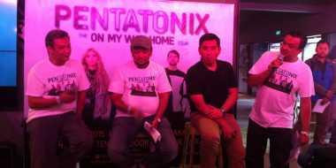 Pentatonix Konser Dua Hari di Jakarta