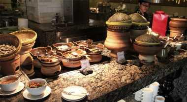 Santap Kuliner Empat Negara di Satu Restoran