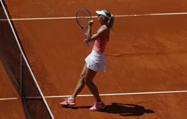 Sharapova Melaju Mulus di Madrid Open 2015