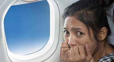 Lima Perilaku Terburuk Penumpang Pesawat