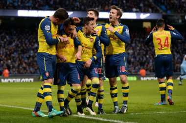 Arsenal Luar Biasa!