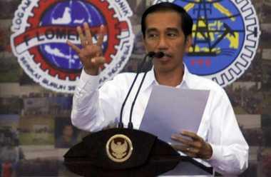 Sepekan Jokowi Sambangi Ambon, Merauke Hingga Papua Nugini