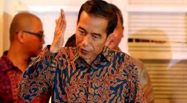 Jokowi Diminta Redam Isu Reshuffle