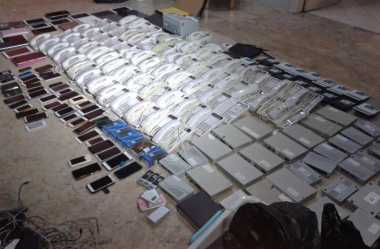 WNA Penipu Online Diduga Korban Trafficking