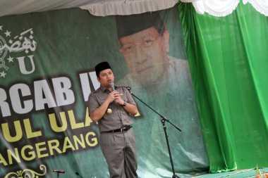 Rumah Warga Tangerang Retak Akibat Proyek Kali Angke