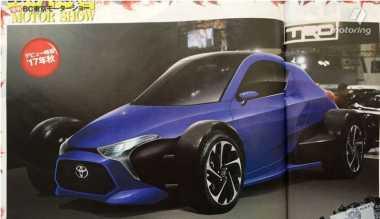 Toyota Bakal Tunjukkan Mobil Baru, Bermesin Hybrid & Tiga Bangku