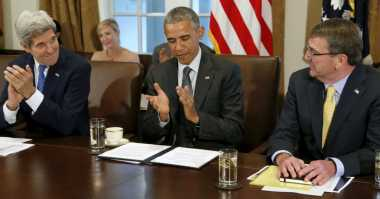 Obama: di Bom Nuklir Iran Akan Tercantum Nama Saya