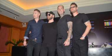 """Boyzone Ikut """"Jual"""" Tiket Konser di Jakarta"""