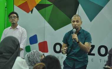 "Marcell Sukses Buat Redaksi Okezone ""Menggalau"""