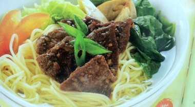 Resep Beef Noodle Soup