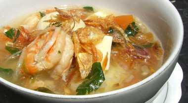 Resep Sup Udang Jepara