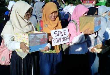 Mahasiswa Malang Kecam Penolakan Negara-Negara ASEAN soal Rohingya