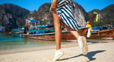 Koh Phi Phi Tujuan Wisata Ideal Perempuan Jomblo