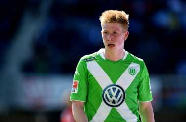 Madrid Incar Bintang Muda Wolfsburg