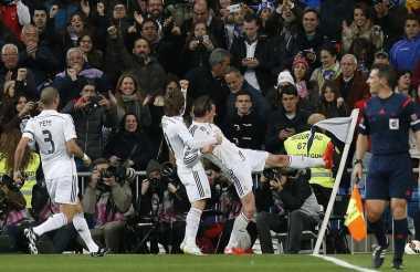 Tenang dan Bungkam Fans Madrid Bale!