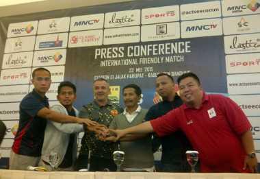 Persib Serius Hadapi Selangor FA