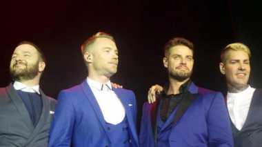 Boyzone Back Again No Mather Sukses Puaskan Penggemar