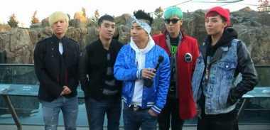 """Big Bang Rilis Video """"Panas"""" untuk Konser di Indonesia"""
