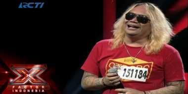 Mantan Vokalis Voodoo Lolos ke Gala Show X Factor