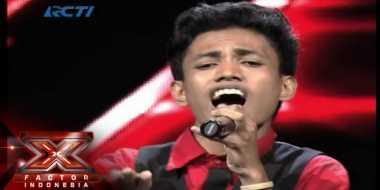 """""""Raja Audisi"""" Bertumbangan di X Factor Indonesia"""