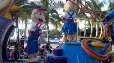 Jakarta Seaside Carnival Meriahkan Akhir Pekan di Ancol