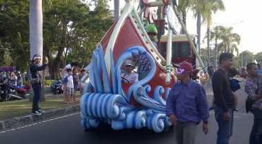 Jakarta Seaside Carnival Bakal Digelar Rutin Tiap Bulan