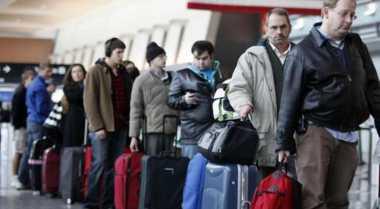 Sumber Penyakit di Pesawat Ternyata Tas Kita Sendiri