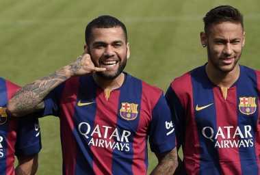 United Selangkah Lagi Gaet Bek Barcelona