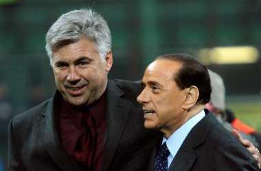 Milan Siapkan Rp2,1 Triliun untuk Ancelotti Borong Pemain