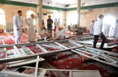Pelaku Bom Bunuh Diri di Masjid Syiah Berhasil Dikenali