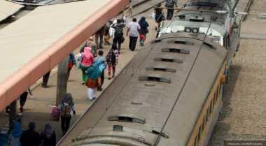 Paska Tabrakan Kereta, Jalur Utara Sudah Bisa Dilewati