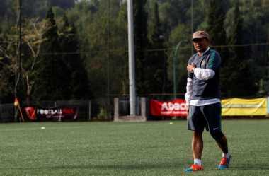 Sepakbola Nasional Kisruh, Timnas U-23 Tetap Optimis