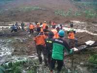 Longsor Kembali Terjadi di Karangkobar Banjarnegara