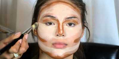 Trik Menyamarkan Area Wajah yang Kurang Proporsional